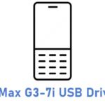 G-Max G3-7i USB Driver
