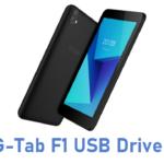 G-Tab F1 USB Driver