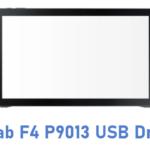 G-Tab F4 P9013 USB Driver