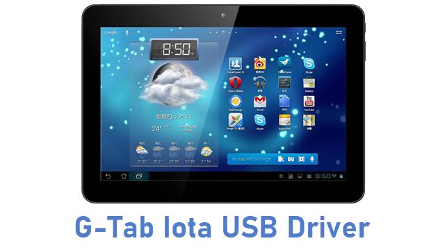 G-Tab Iota USB Driver