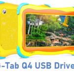G-Tab Q4 USB Driver