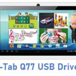 G-Tab Q77 USB Driver