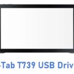 G-Tab T739 USB Driver
