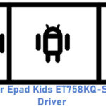 Eurostar Epad Kids ET758KQ-S15 USB Driver