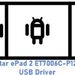 Eurostar ePad 2 ET7006C-P12 RESI USB Driver
