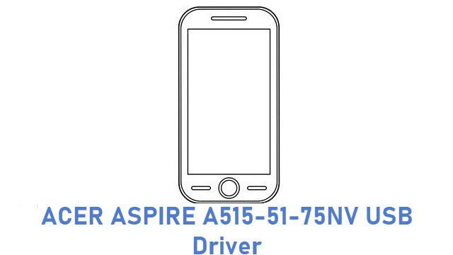 ACER ASPIRE A515-51-75NV USB Driver
