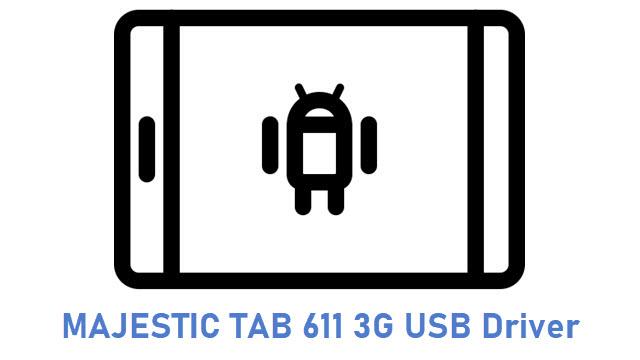 MAJESTIC TAB 611 3G USB Driver