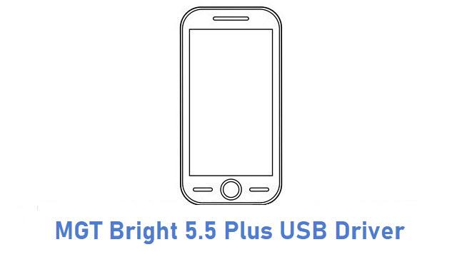 MGT Bright 5.5 Plus USB Driver