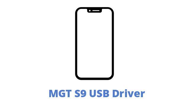 MGT S9 USB Driver