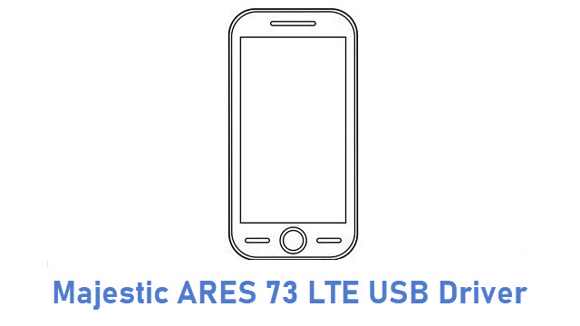 Majestic ARES 73 LTE USB Driver
