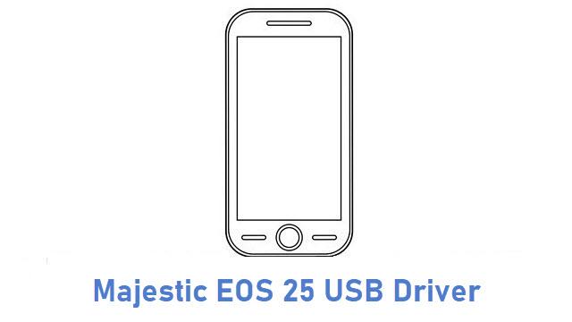 Majestic EOS 25 USB Driver