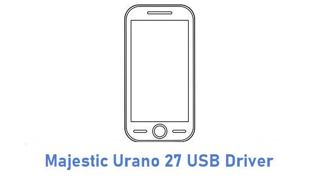 Majestic Urano 27 USB Driver