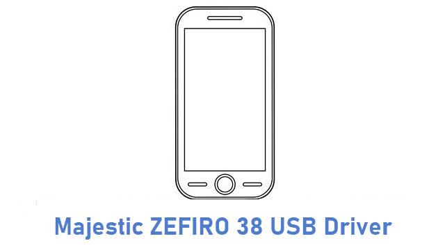 Majestic ZEFIRO 38 USB Driver