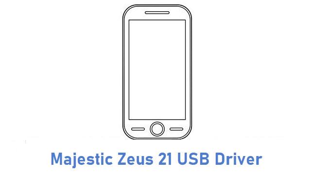 Majestic Zeus 21 USB Driver