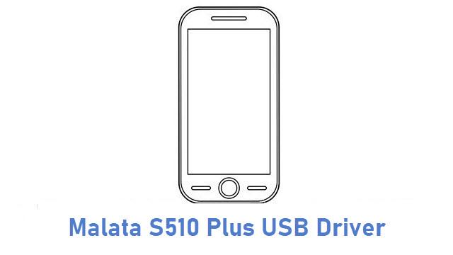 Malata S510 Plus USB Driver