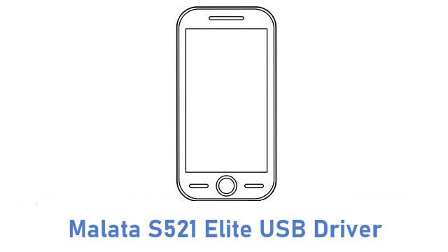 Malata S521 Elite USB Driver