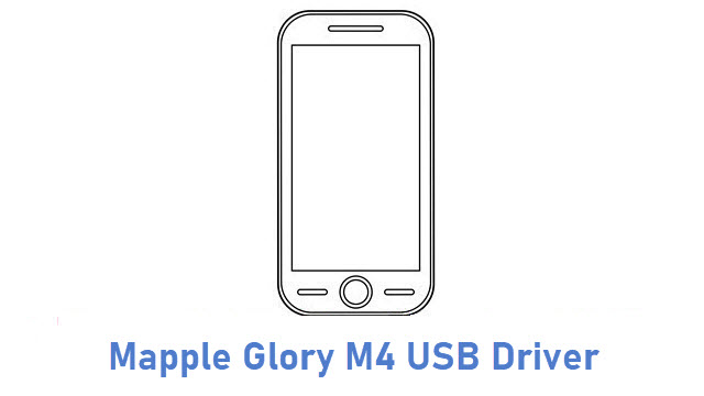 Mapple Glory M4 USB Driver