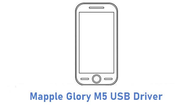 Mapple Glory M5 USB Driver