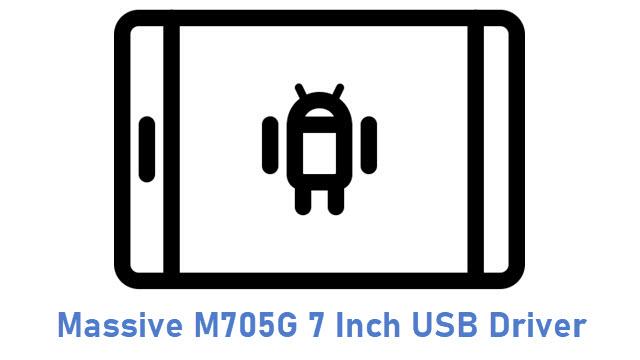 Massive M705G 7 Inch USB Driver
