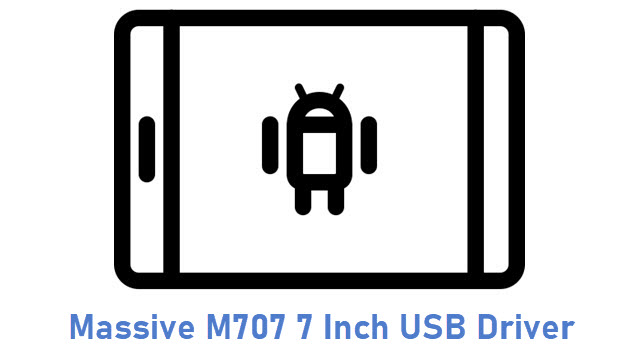 Massive M707 7 Inch USB Driver