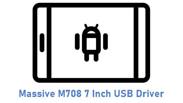 Massive M708 7 Inch USB Driver