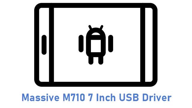 Massive M710 7 Inch USB Driver