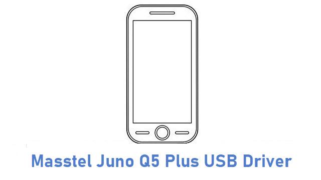 Masstel Juno Q5 Plus USB Driver