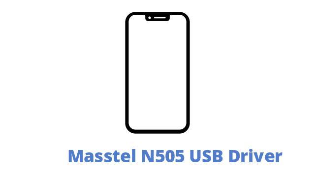 Masstel N505 USB Driver