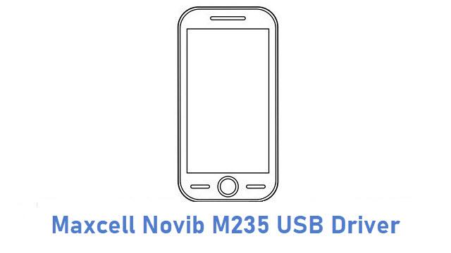 Maxcell Novib M235 USB Driver