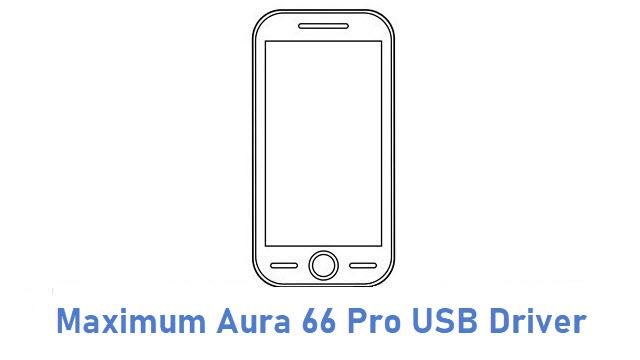 Maximum Aura 66 Pro USB Driver