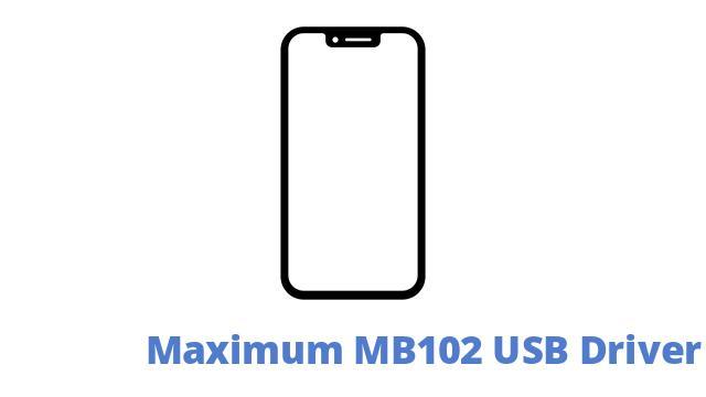 Maximum MB102 USB Driver