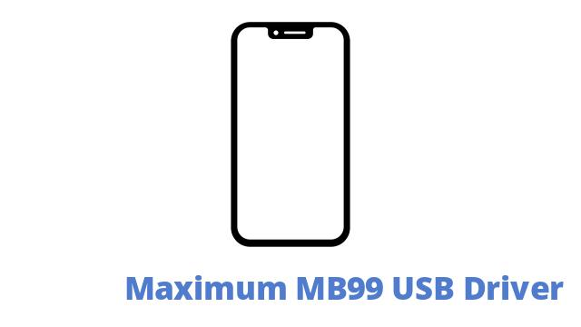 Maximum MB99 USB Driver