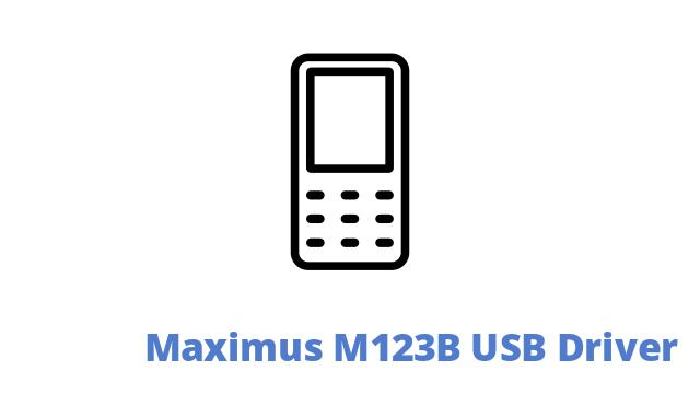 Maximus M123B USB Driver