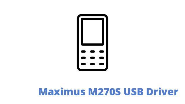 Maximus M270S USB Driver
