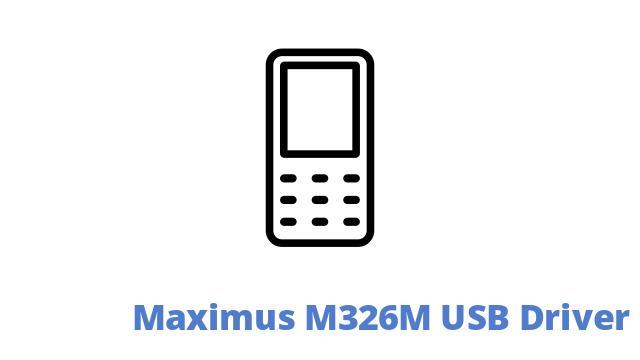 Maximus M326M USB Driver