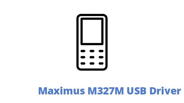 Maximus M327M USB Driver