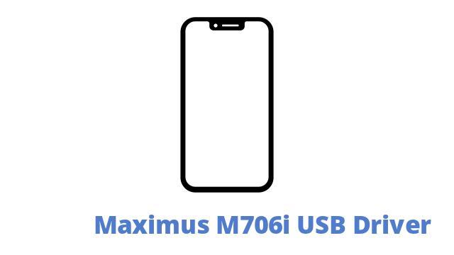 Maximus M706i USB Driver