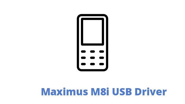 Maximus M8i USB Driver