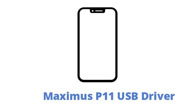 Maximus P11 USB Driver