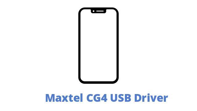 Maxtel CG4 USB Driver