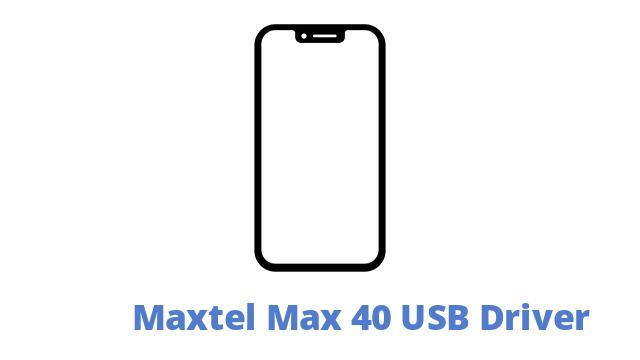 Maxtel Max 40 USB Driver