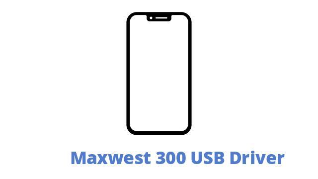 Maxwest 300 USB Driver