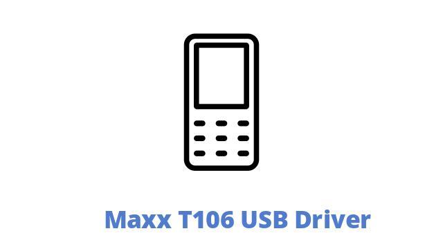 Maxx T106 USB Driver