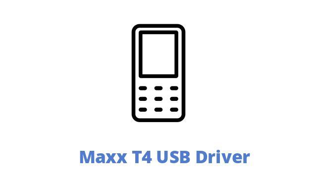 Maxx T4 USB Driver