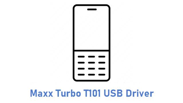 Maxx Turbo T101 USB Driver
