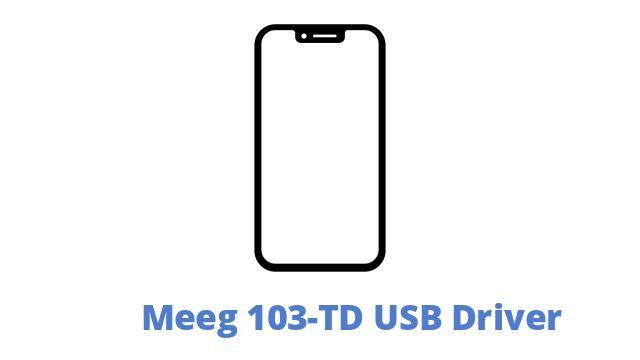 Meeg 103-TD USB Driver