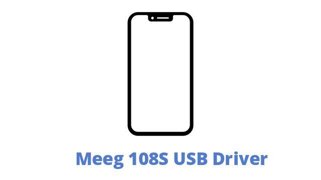 Meeg 108S USB Driver