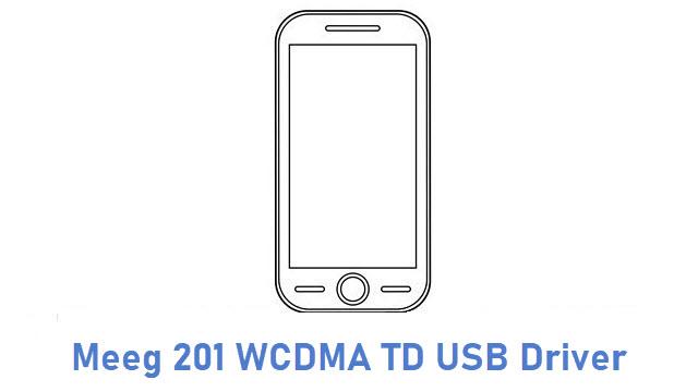 Meeg 201 WCDMA TD USB Driver