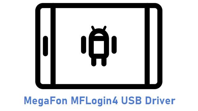 MegaFon MFLogin4 USB Driver