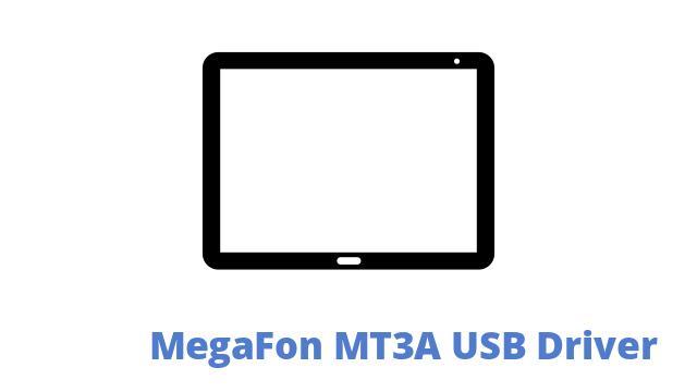 MegaFon MT3A USB Driver